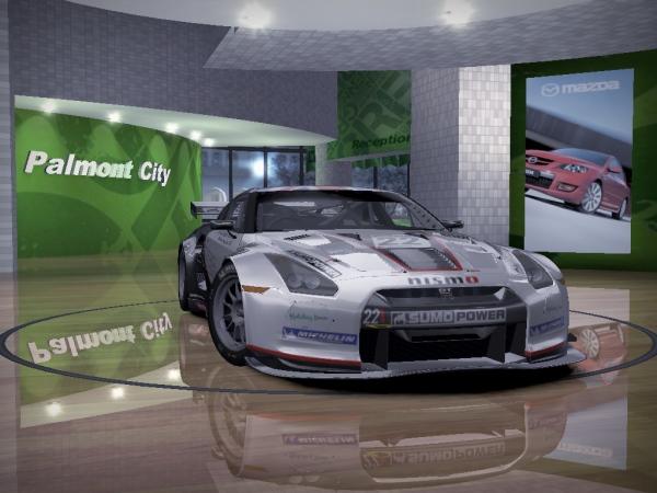 Nismo Nissan GT-R GT1