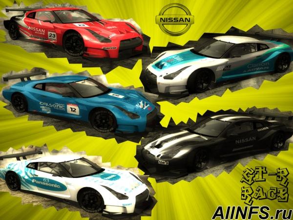 Nissan GT-R GT500 Race