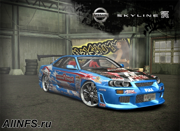 Nfs most wanted скриншоты