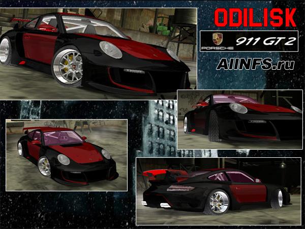 porsche 911 gt2 rose largo nfs most wanted need for speed nfs com ru. Black Bedroom Furniture Sets. Home Design Ideas
