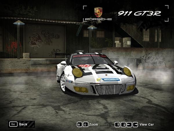 2016 Porsche 911 GT3R