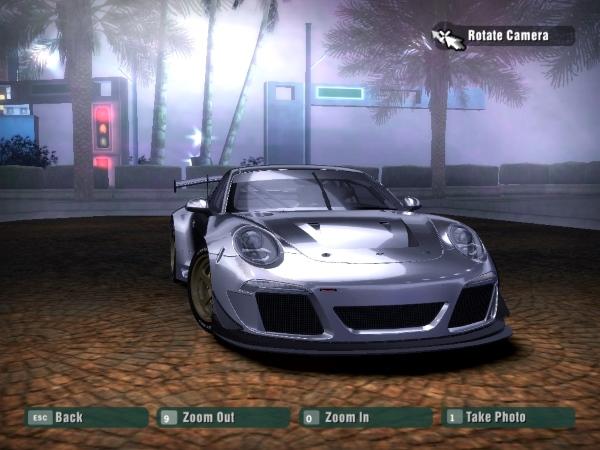 2014 RUF RGT-8 GT3