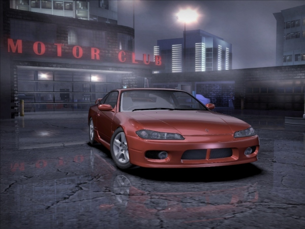 Nissan Silvia S15 Spec.R