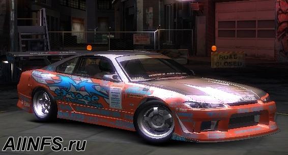 Nissan Silvia S15 D1