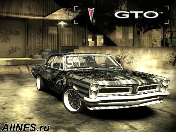 Pontiac GTO 1965 Speed King
