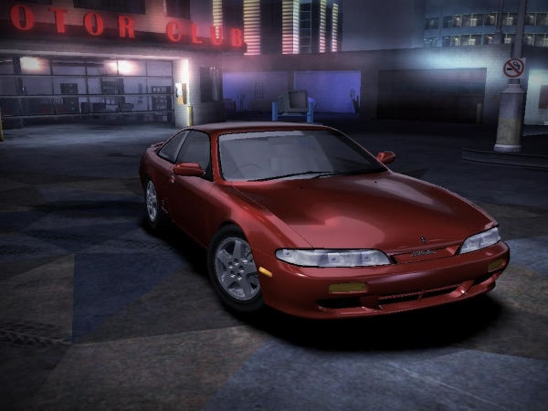 1994 Nissan Silvia S14 K's