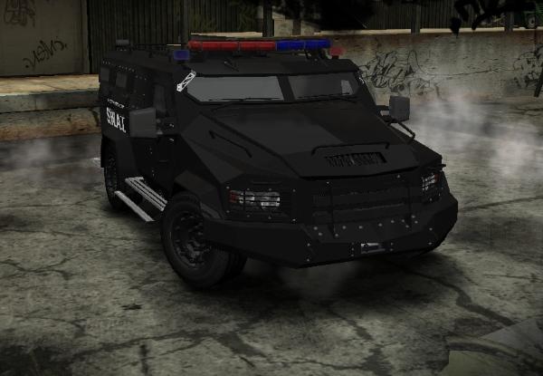 Lenco Bearcat S.W.A.T. Van