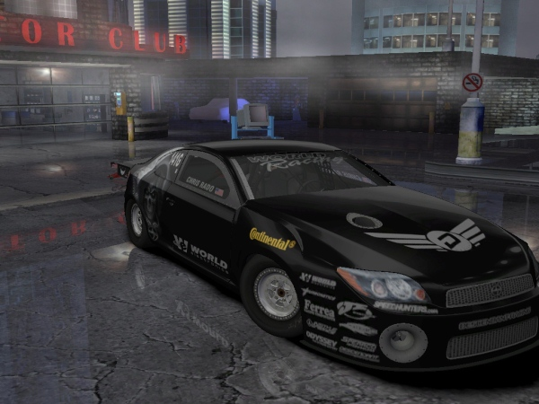 WORLD Racing Pro-FWD Reaper SCION tC