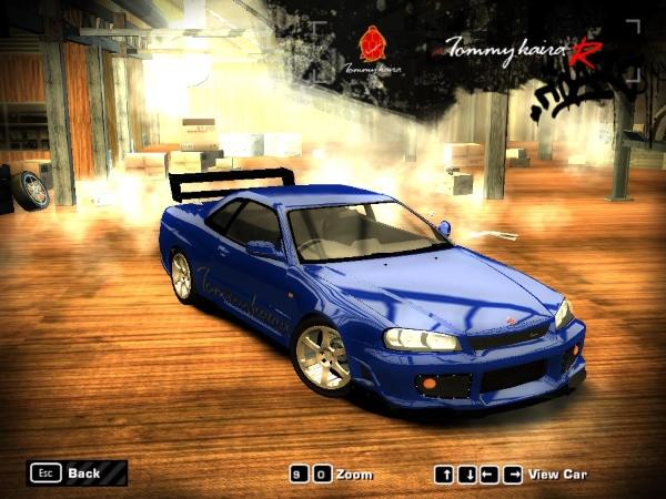 1999 Nissan Skyline Tommy Kaira R