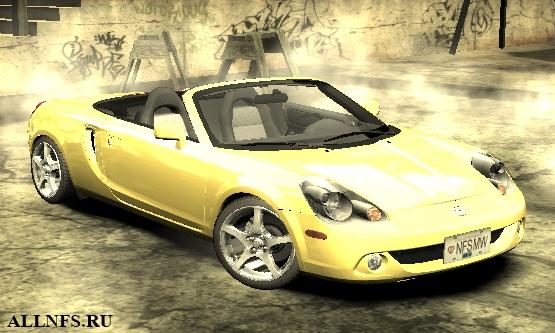 2004 Toyota MR-S Spyder