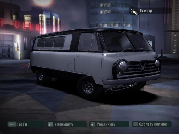 УАЗ 450 Сорока