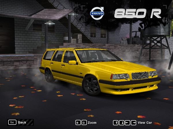 1997 Volvo 850R Estate